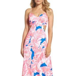 Lilly Pulitzer Linley Maxi Dress, Size Medium